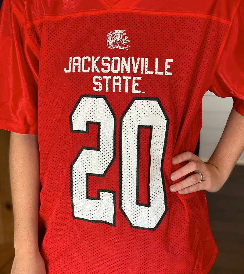 Adult Jacksonville State Jersey #20