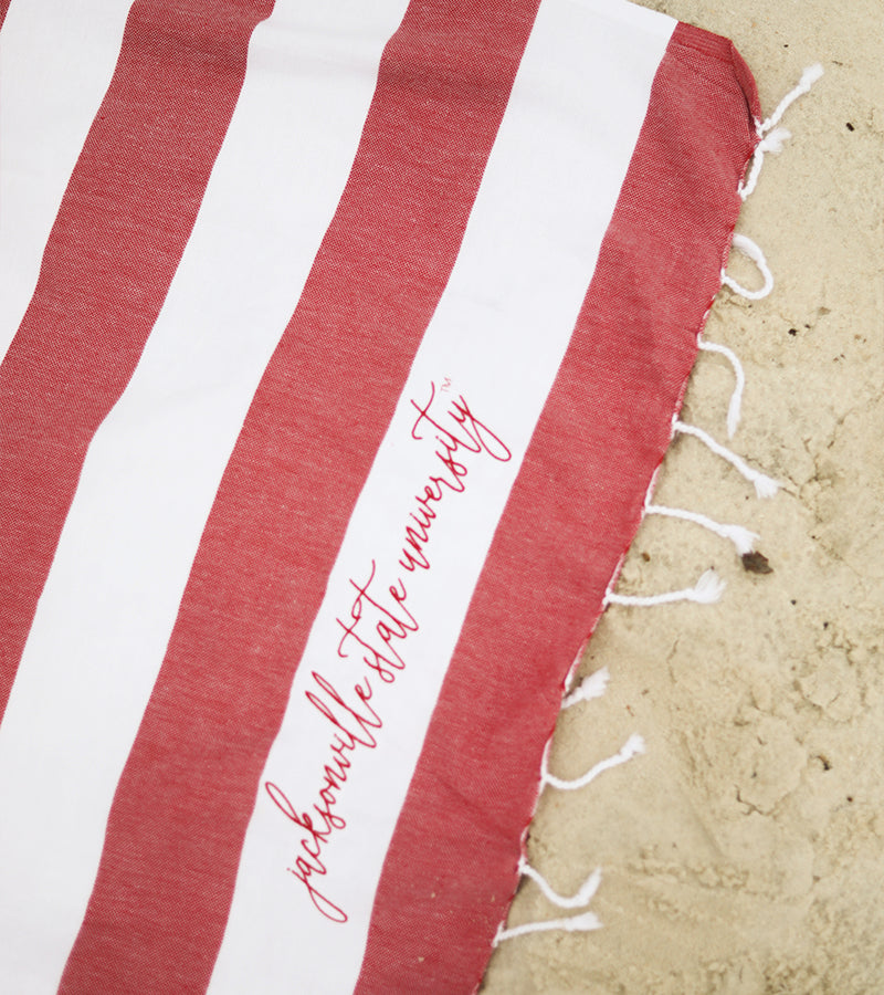University Turkish Beach Towel