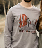 Chief Ladiga Trail Tee Storm Long Sleeve