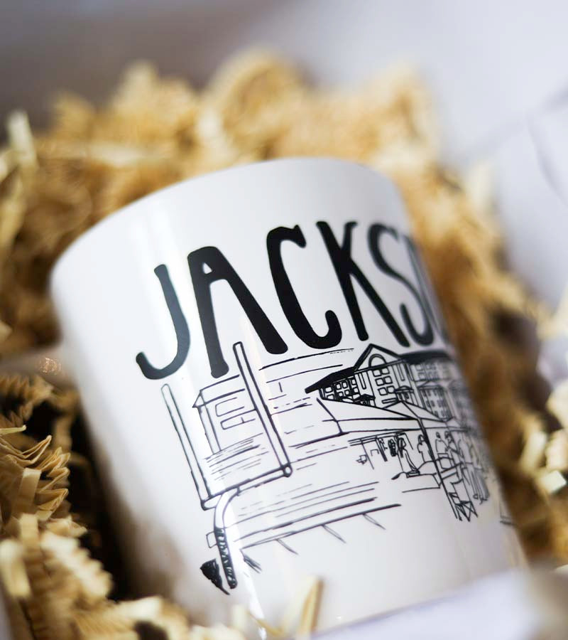 Jacksonville Coffee Mugs