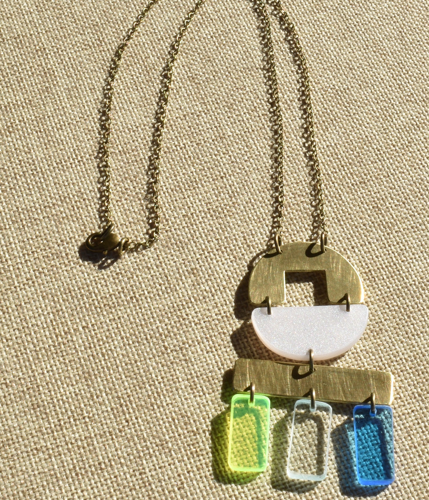 Bits and Pieces Necklace 12
