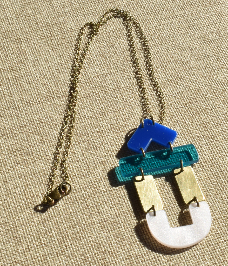 Bits and Pieces Necklace 13