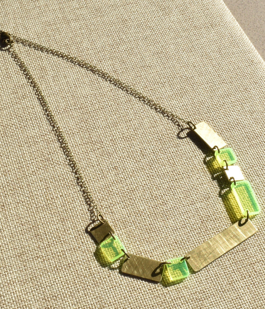 Bits and Pieces Necklace 2