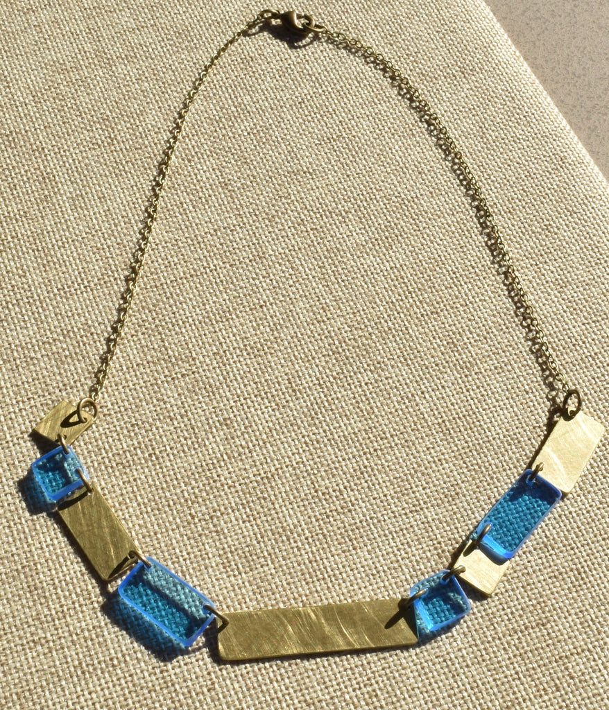 Bits and Pieces Necklace 3