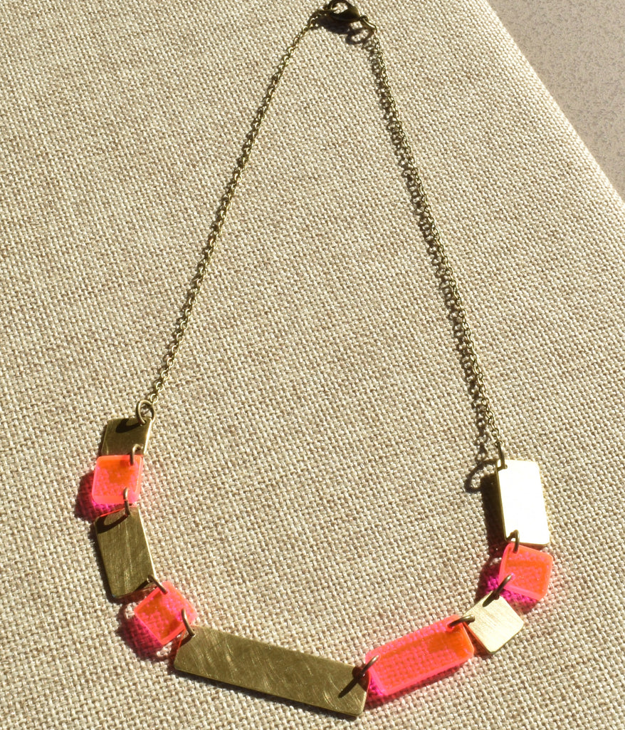 Bits and Pieces Necklace 5