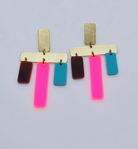 OAK Earrings - Mix 3