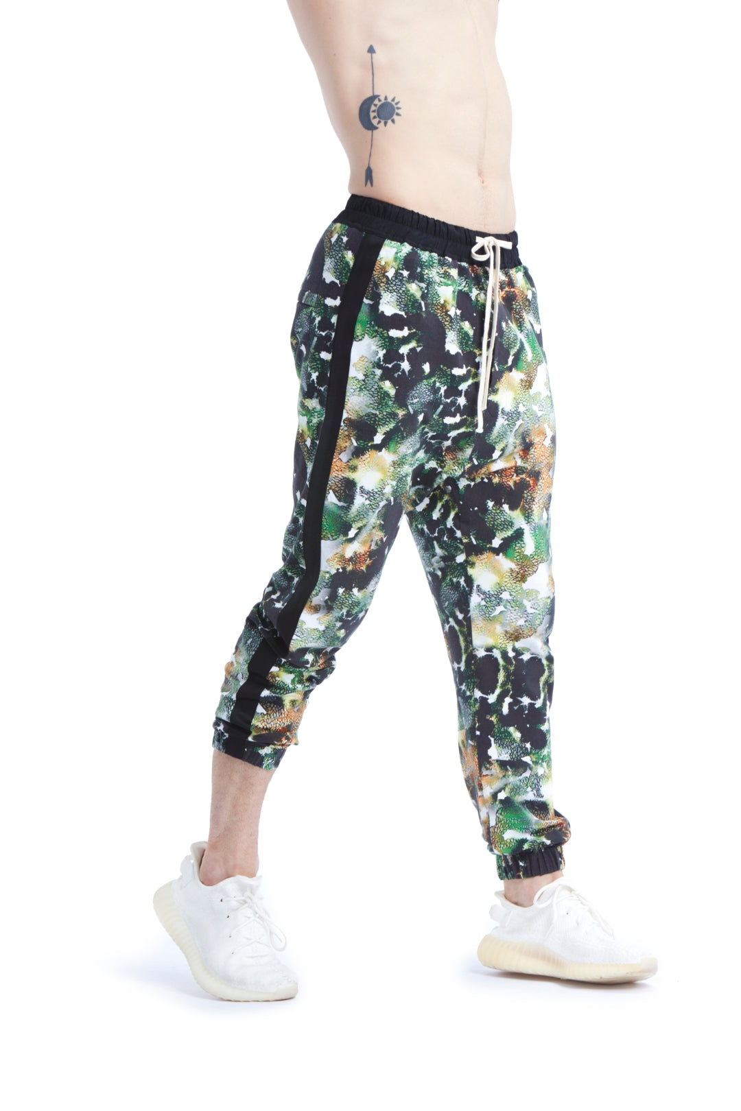 Be Strong Joggers - Green