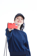 Biodegradable Phone Case - Power Red