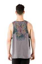 Tropical Tank - Grey -