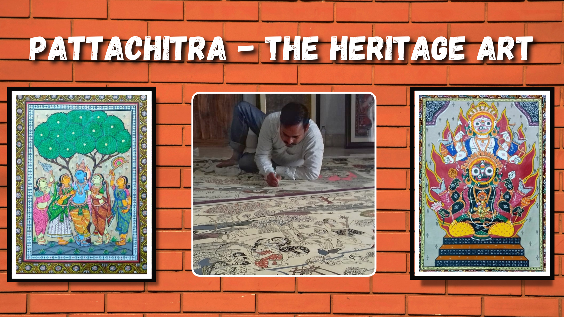 Pattachitra – The Heritage Art