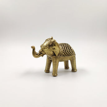 Dokra Metal Craft Elephant