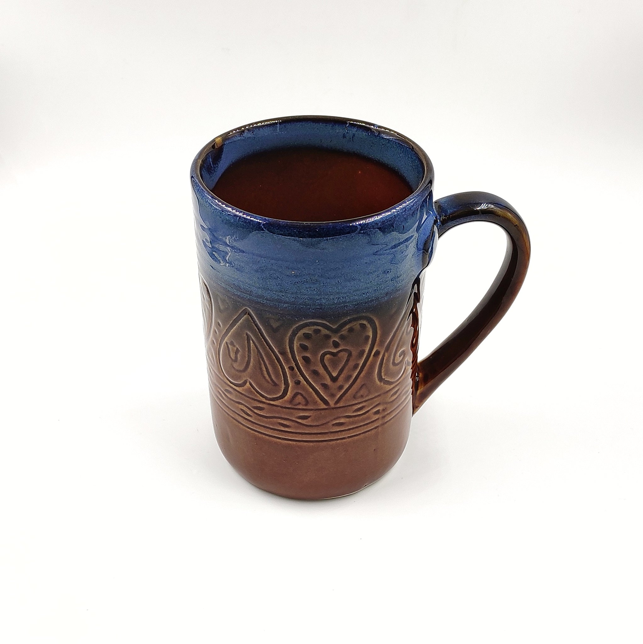 Studio Pottery Ceramic Beer Mug