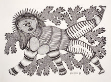 Tribal Art, Gond Painting
