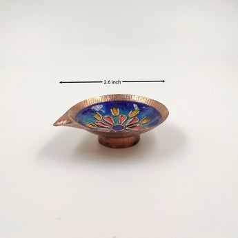 Copper Diya