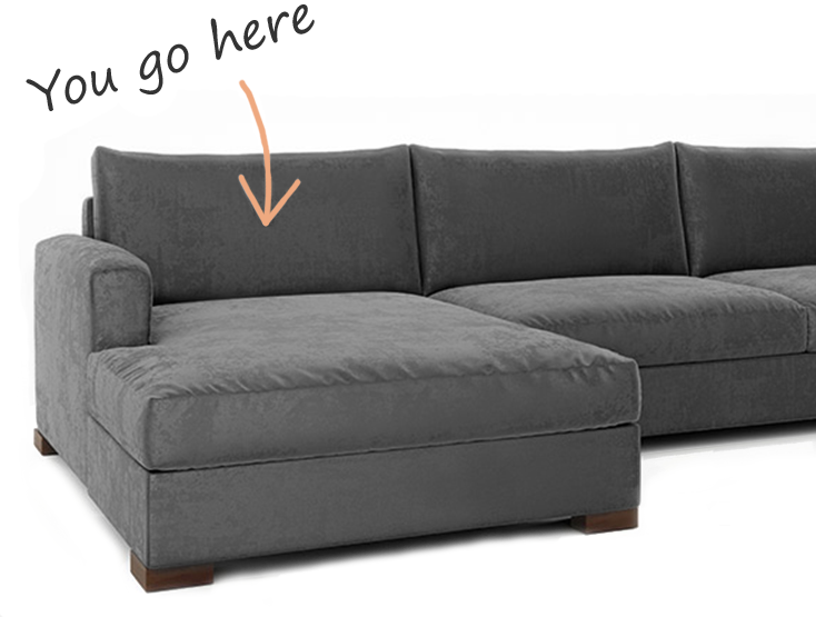 You go here Perfect Sofa
