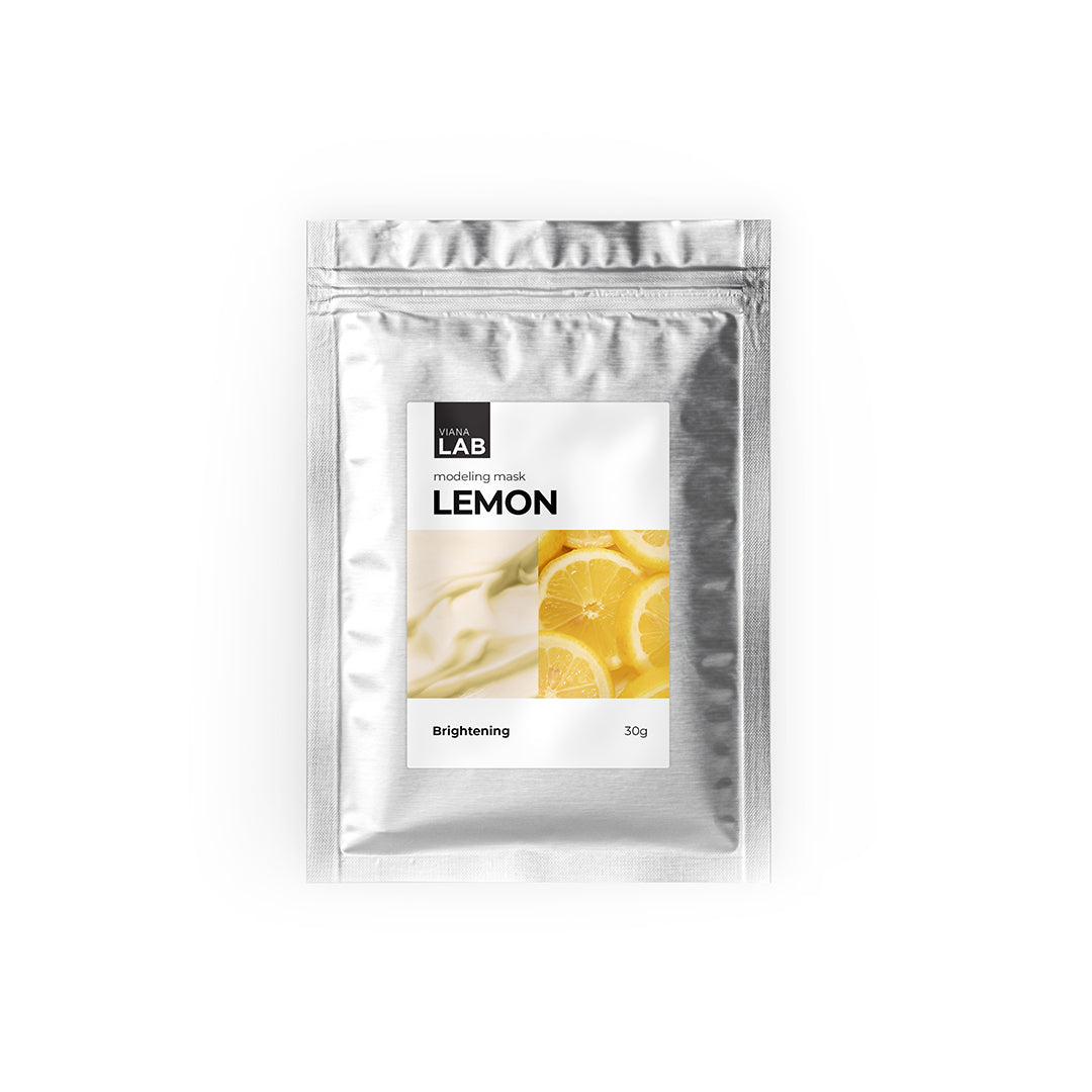 Lemon Modeling Mask