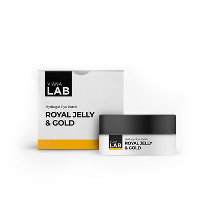 Royal Jelly & Gold Patches