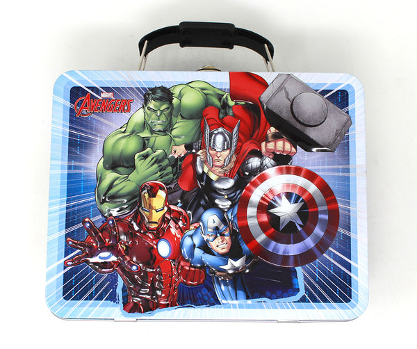 AVENGERS ASSEMBLE Lunchbox Tin