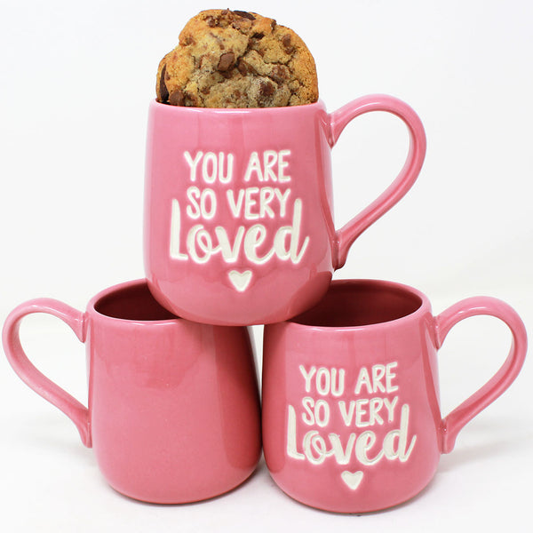 """YOU ARE SO VERY LOVED"" Mug"