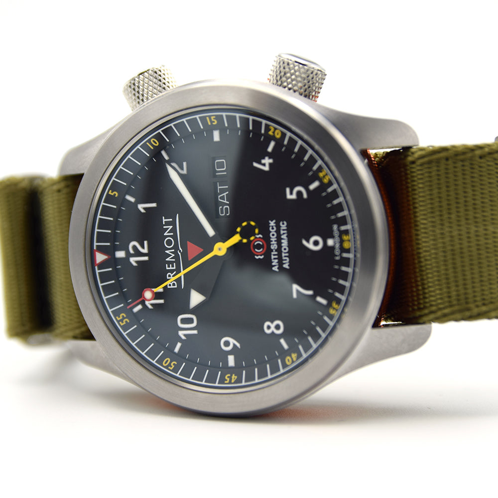 Rare Bremont Martin Baker with Provenance