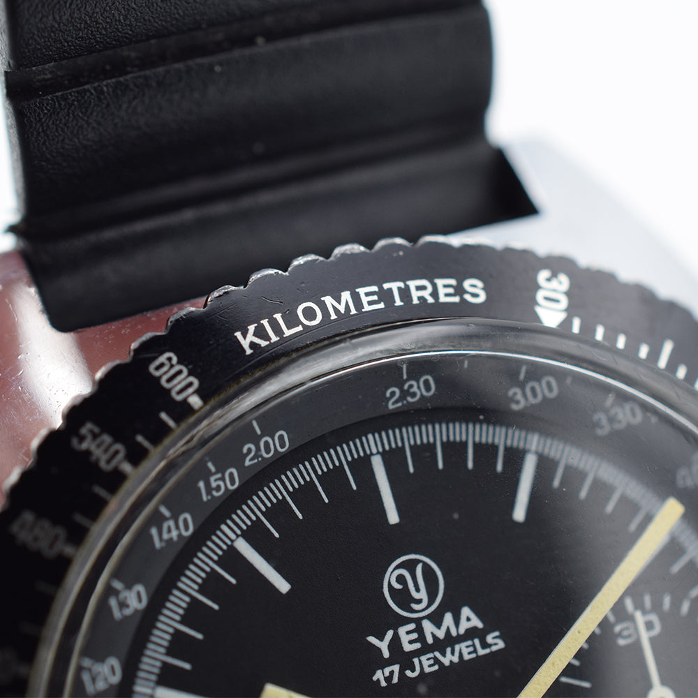 1970s YEMA Meangraf Super