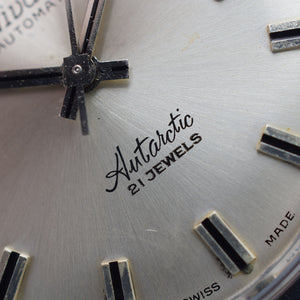 1960s Nivada Antarctic Automatic Date