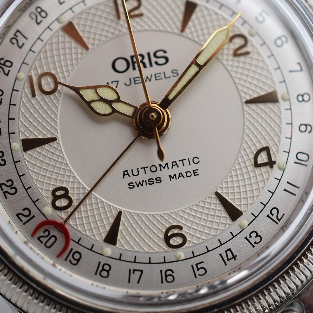 Oris Big Crown Automatic Pointer Date Mid Size