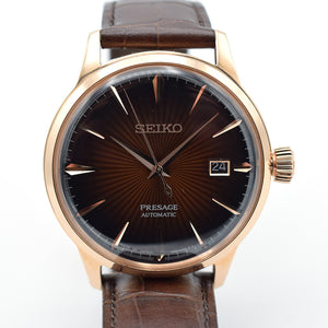 "Seiko Presage ""Cocktail Time"" Automatic SRPB46 Unworn"