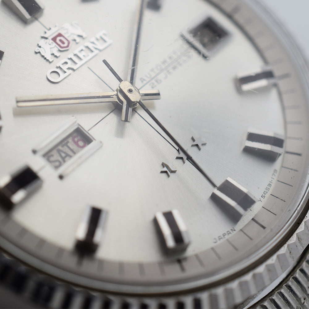 1971 Orient 3 Star Day/Date 904511