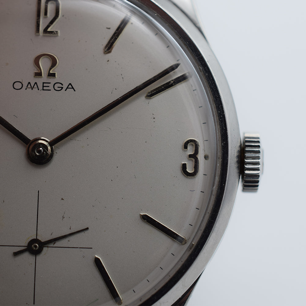 1952 Omega Manually Wound 4387 Dennison