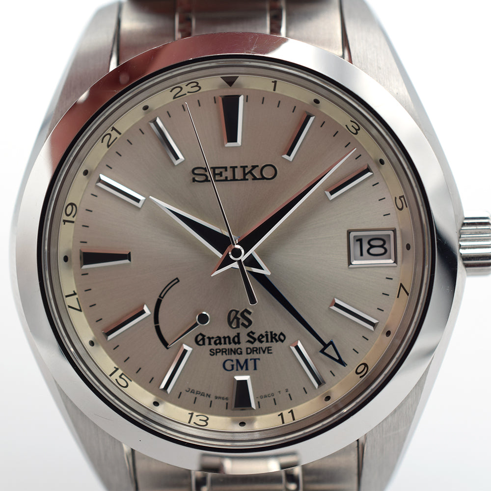 Grand Seiko Spring Drive GMT - SBGE005