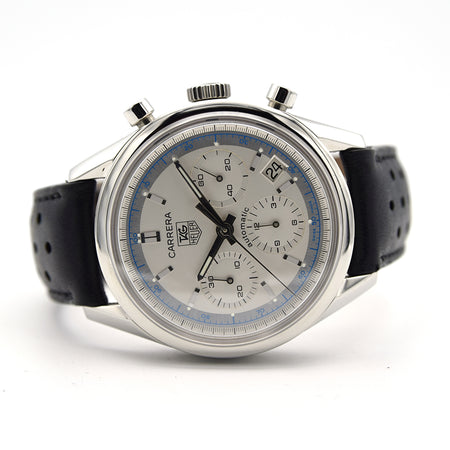TAG Heuer Carrera Chronograph White CV2110-0