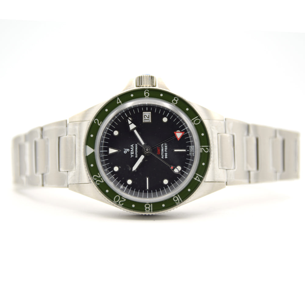 Yema Superman Heritage GMT Limited Edition