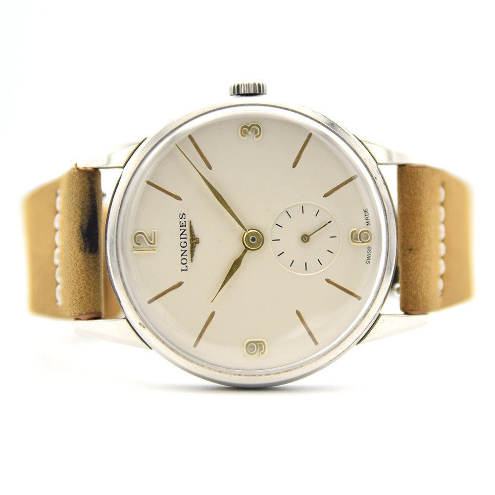 1963 Longines Manually Wound Dress Watch