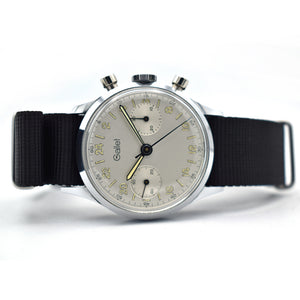 Gallet 24-Hour Multi-Chronograph