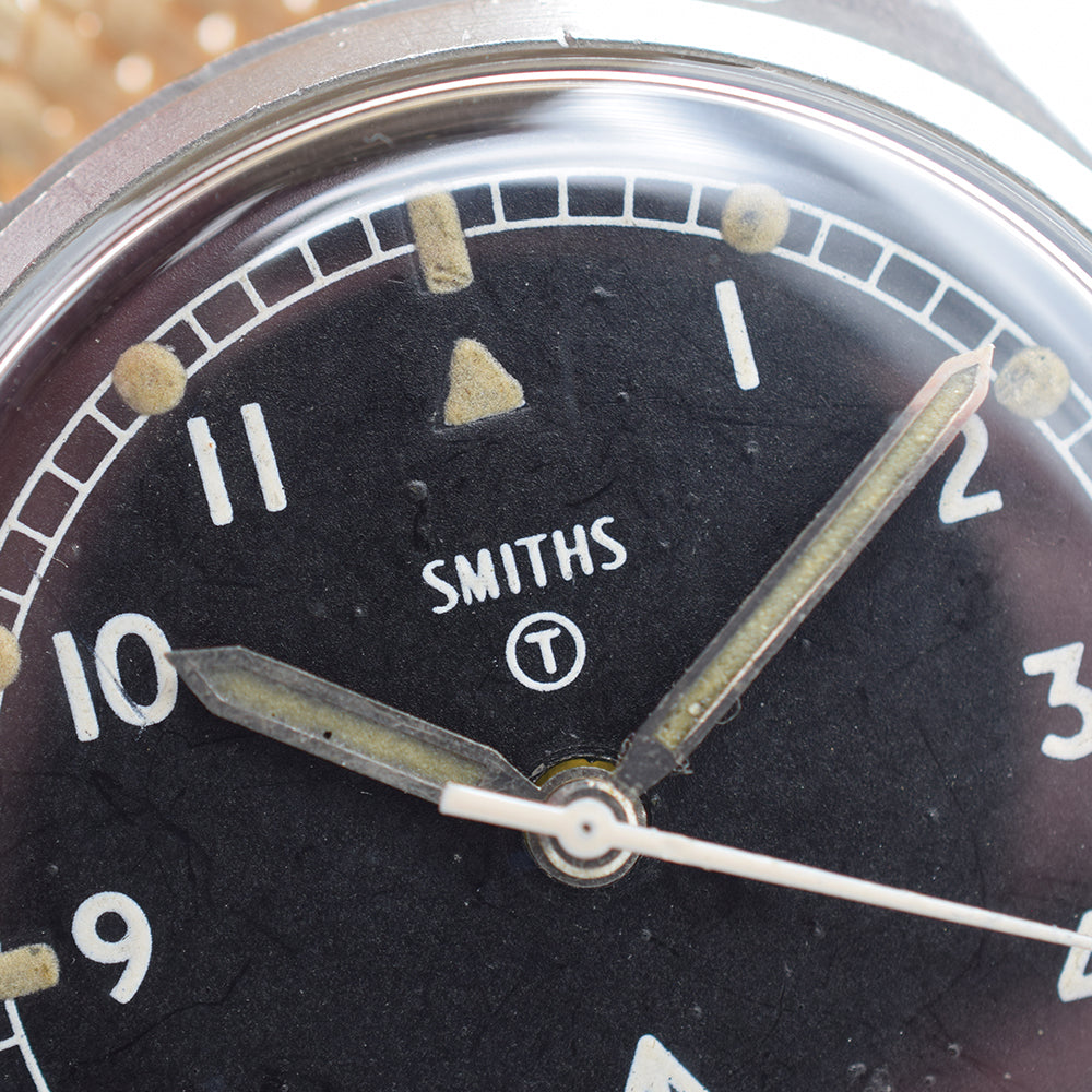 1970 Smiths W10 British Military Issued