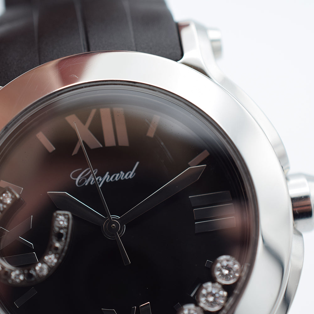 "Chopard Happy Sport Diamonds ""Horse-Shoe"" 8475"