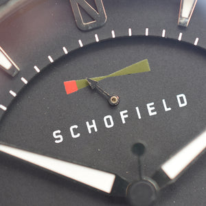 Schofield Signalman GMT Limited Edition