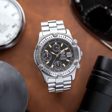 2004 TAG Heuer 2000 Automatic Chronograph 169.306