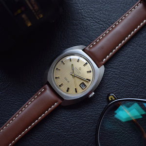 1976 Certina DS-2 Automatic