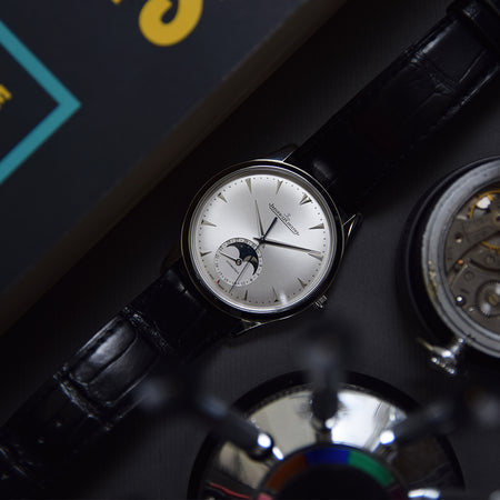 2013 Jaeger-LeCoultre Master Ultra Thin Moonphase