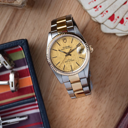 1994 Tudor Prince Oyster Date Two-Tone 72033