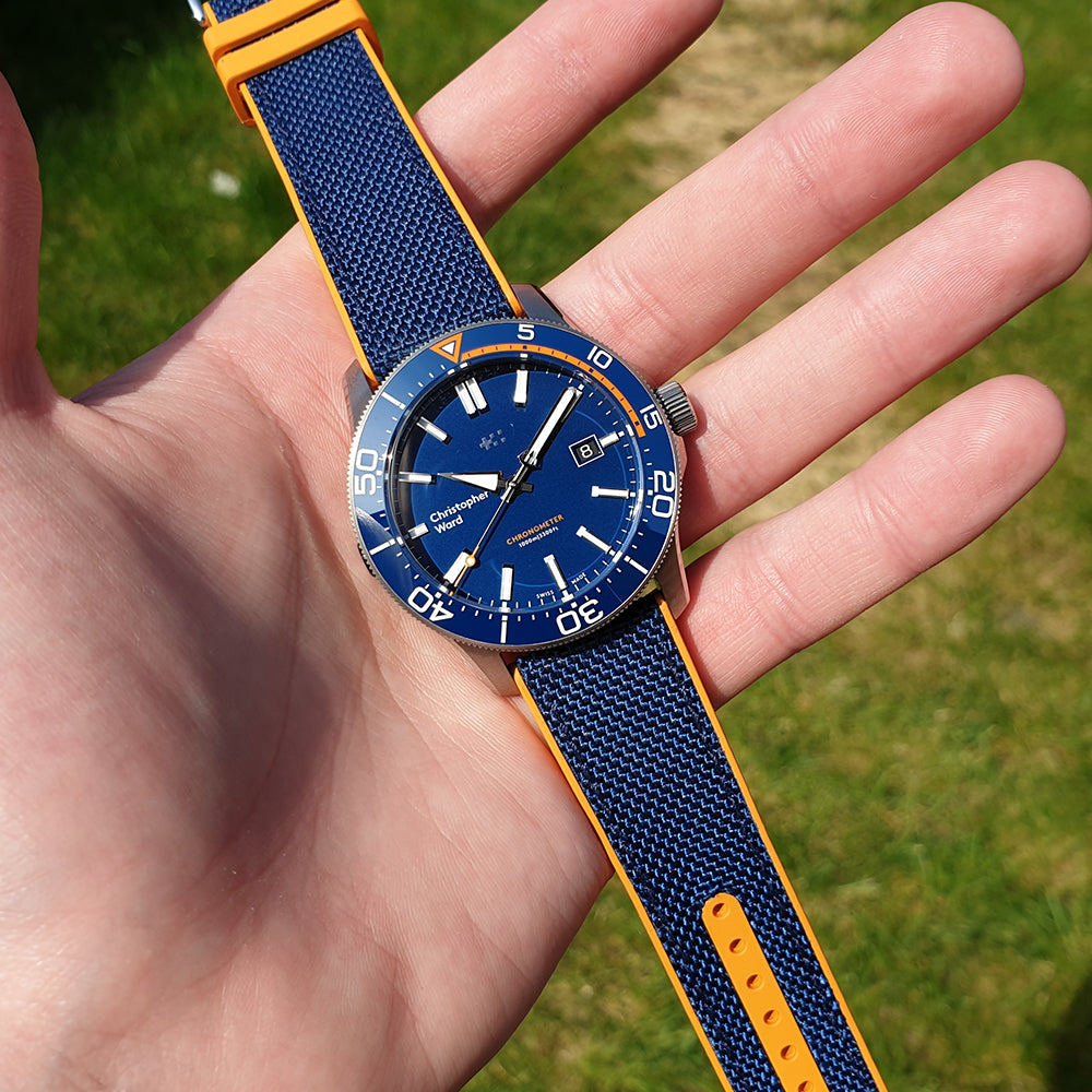 Christopher Ward C60 Trident Elite 1000 Limited Edition