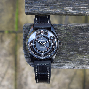 Eterna KonTiki Four-Hands Full Black