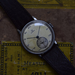 1939 Omega Oversized Manually Wound 30T2
