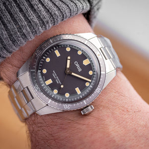 Oris Divers Sixty-Five Limited Edition for Hodinkee