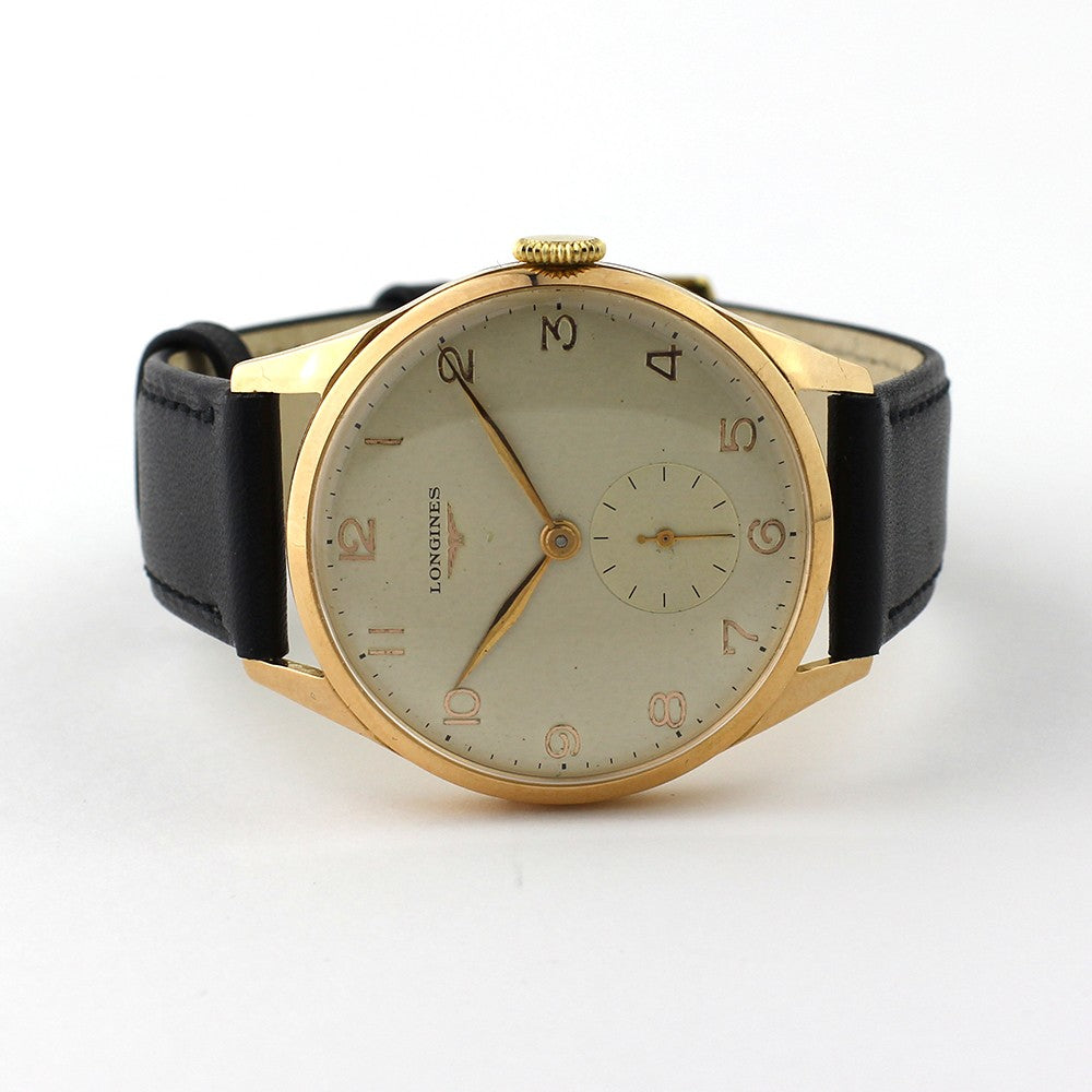 1953 18ct Gold Longines Cal. 27M