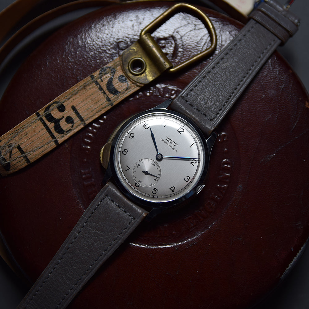 1941 Near NOS Tissot Antimagnetique Overszied 37mm