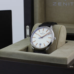 Zenith Captain Central Seconds
