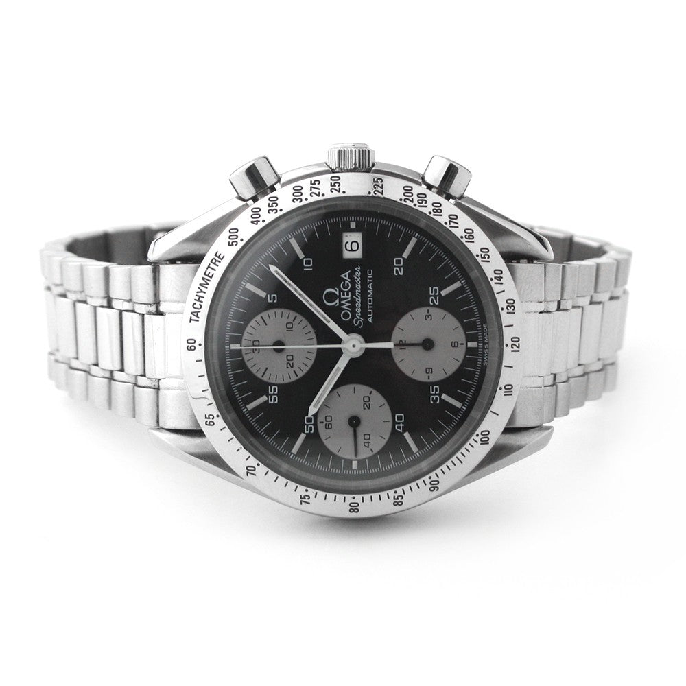 Omega Speedmaster Reduced Panda